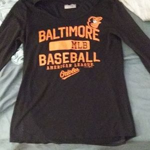 Under Armour Baltimore Orioles top